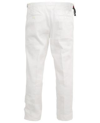 Amalfi linen and cotton trousers MARCO PESCAROLO