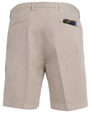 Ieranto microfiber Bermuda shorts MARCO PESCAROLO