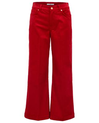 Lotta corduroy bootcut jeans 7 FOR ALL MANKIND