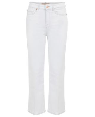 High Waist Vintage Cropped bootcut jeans 7 FOR ALL MANKIND