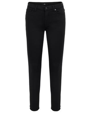 Gekürzte Skinny-Jeans mit hohem Taillenbund 7 FOR ALL MANKIND