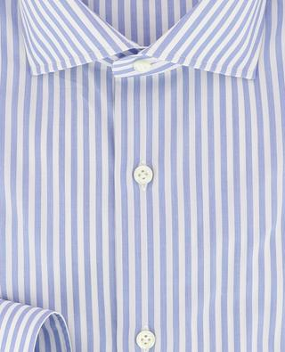 Gestreiftes Hemd aus Popeline Fabio BORRELLI