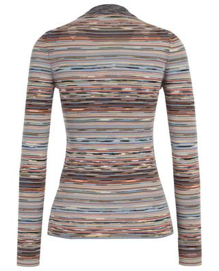 Striped wool sheath jumper MISSONI