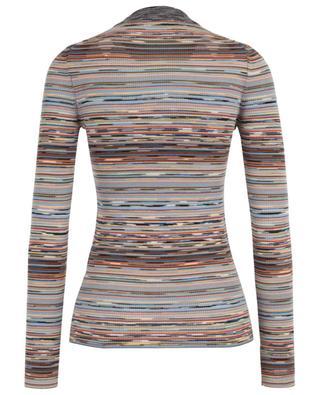 Striped wool sheath jumper MISSONI