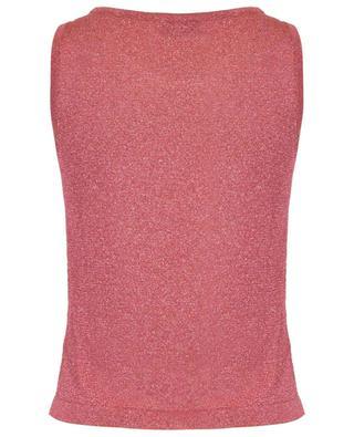 Débardeur tricot en lurex détail triangle MISSONI