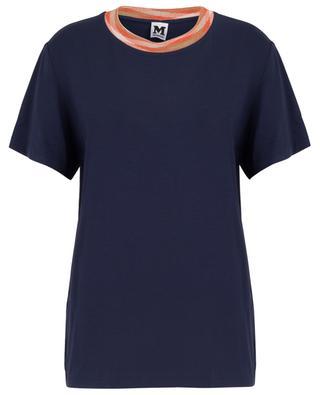 T-shirt en viscose mélangée M MISSONI