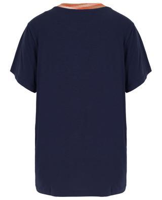 Viscose blend T-shirt M MISSONI