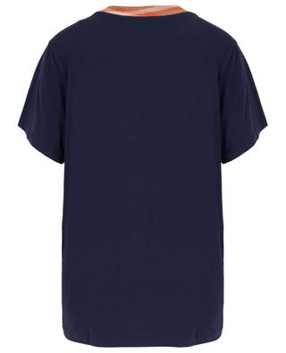 T-Shirt aus Viskosemix M MISSONI