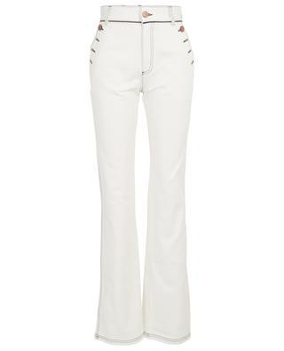 Ausgestellte Jeans im Brückenstil SEE BY CHLOE