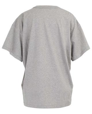 Paisley printed cotton T-shirt SEE BY CHLOE