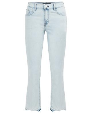 Verkürzte Bootcut-Jeans Selena J BRAND