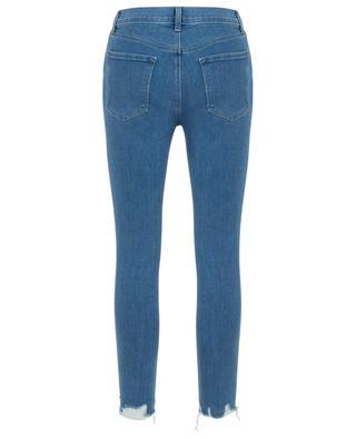 Alana slim fit distressed jeans J BRAND