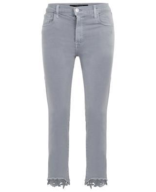 Slim-Fit-Jeans mit hoher Taille Ruby J BRAND