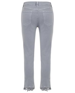 Ruby high-waisted cigarette jeans J BRAND