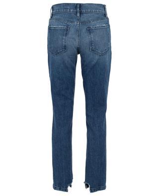 Jeans im Used-Look Le Sylvie Slender Straight Eagle Rock FRAME