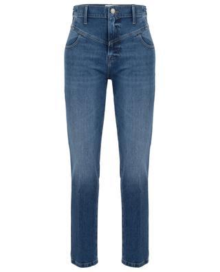 Maya River high-waisted jeans FRAME