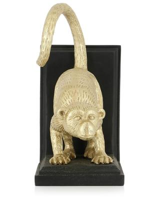 Monkey golden bookends set KERSTEN