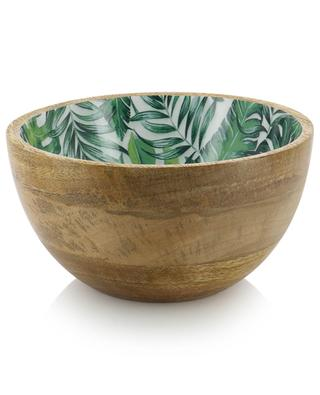 Leaf small lacquered wood bowl KERSTEN