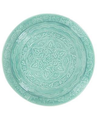 Oriental pattern large tray KERSTEN
