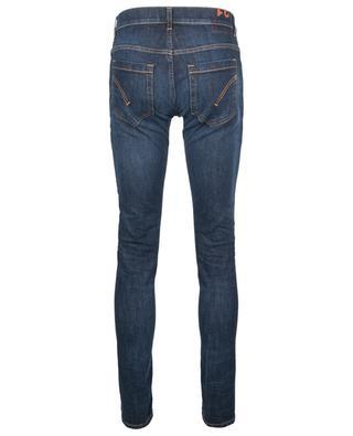 Pantalon ajusté en coton mélangé George DONDUP