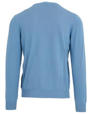 Lightweight cotton crew neck jumper GRAN SASSO
