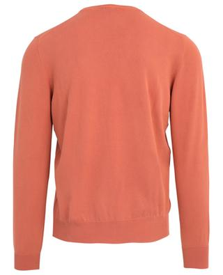 Lightweight cotton crew neck jumper GRAN SASSO