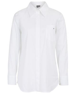 Cotton blend shirt LORENA ANTONIAZZI
