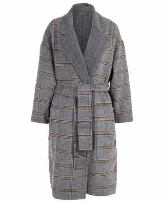 Wendbarer Mantel aus Wollmischgewebe TWINSET