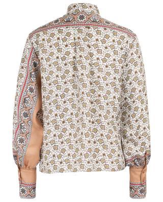 Hemd aus Seide mit Bandana-Print CHLOE