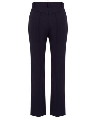Pantalon droit en laine stretch CHLOE