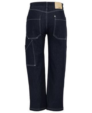 Weite Jeans mit Nähten CHLOE