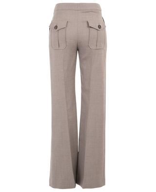 Virgin wool tailored trousers CHLOE