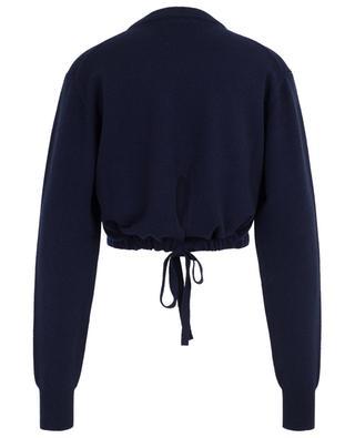 Cashmere blend cropped jumper CHLOE