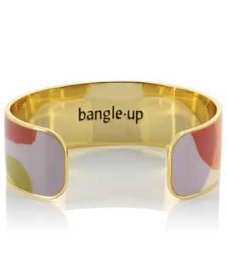 Emaillierte Manschette Aqua BANGLE UP