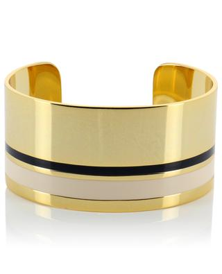 Manchette plaquée or Castelane BANGLE UP