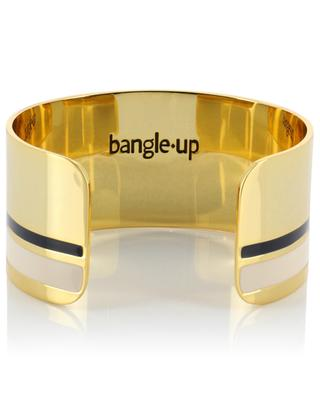 Castelane gold-plated cuff BANGLE UP