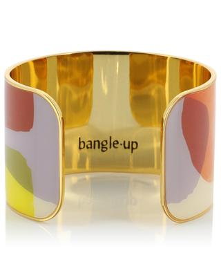 Breite Manschette Aqua BANGLE UP