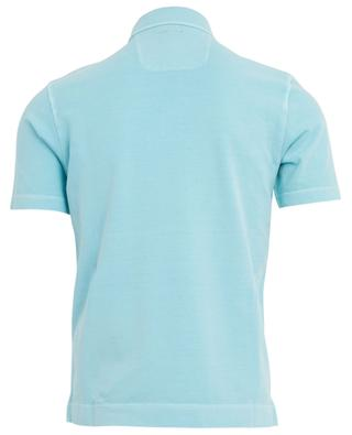 Poloshirt aus Baumwoll-Piqué Z ZEGNA