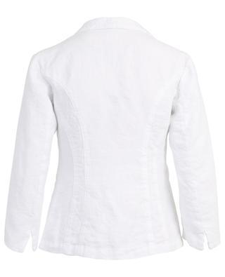 Cruise short linen blazer 120% LINO