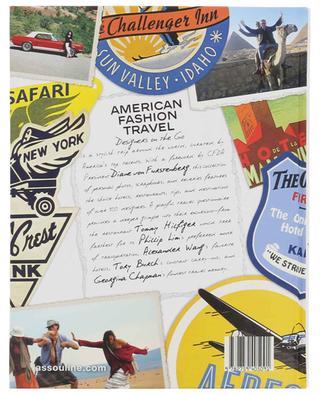 Kunstbuch American Fashion Travel Designers on the Go ASSOULINE