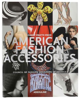 American Fashion Accessories coffe table book ASSOULINE