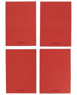 Notizbuch-Set mit Print Donald ASSOULINE