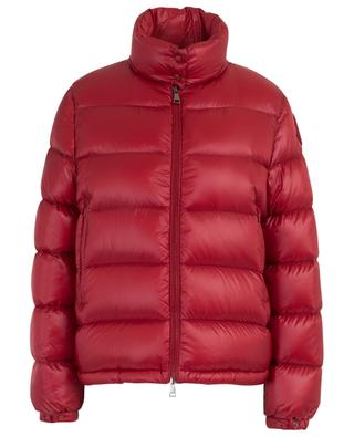 Copenhague quilted shiny nylon down jacket MONCLER