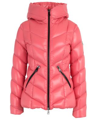 Fulic hooded quilted down jacket MONCLER