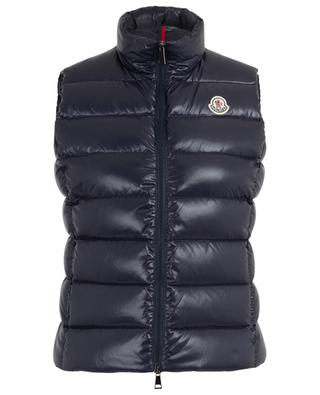 Ghany sleeveless down jacket with stand-up collar MONCLER