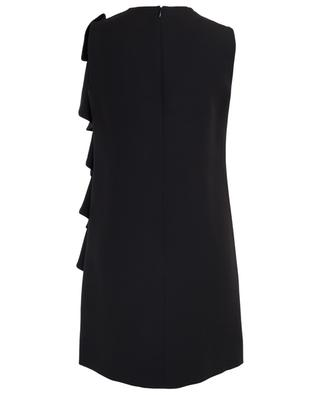 Minikleid mit Rüschen Crêpe Couture VALENTINO