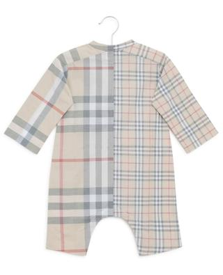 Colton cotton all-in-one BURBERRY