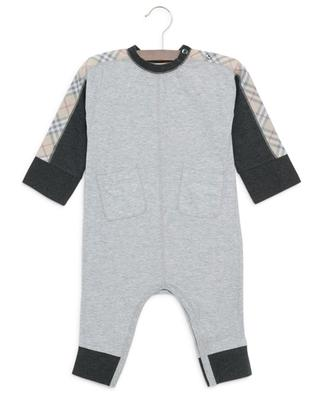 Colby cotton romper BURBERRY