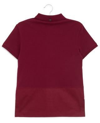 Hammond piqué cotton polo shirt BURBERRY