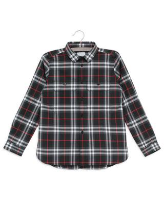 Luis checked shirt BURBERRY
